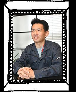 メンテナンスリーダー・現場管理 米山泰弘